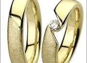 Joyería mundoanillos anillos de matrimonio oro amarillo