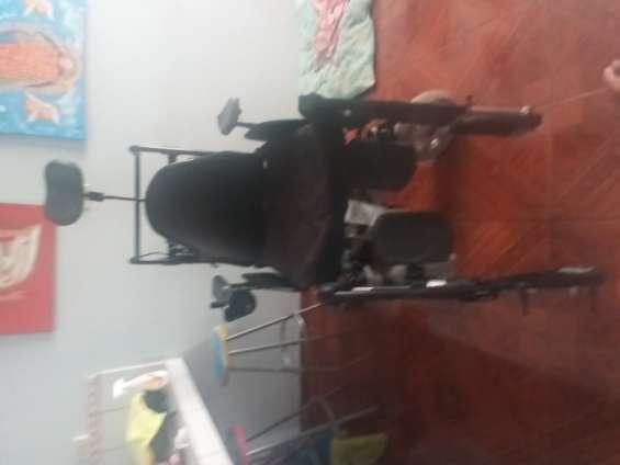 Gran oferta silla ruedas eletrica, marca invacare