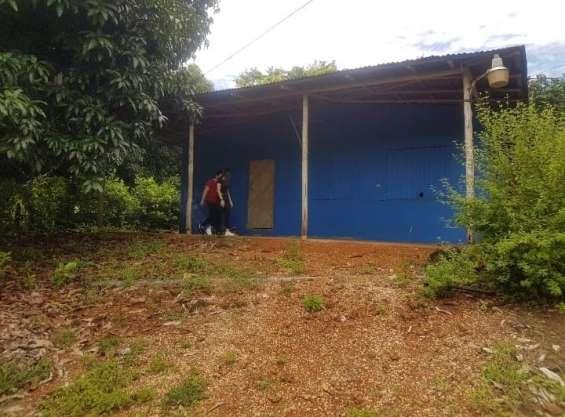 Se vende hermosa propiedad con casa en nandayure, guanacaste.