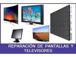 Reparacion domingos en pantallas toda marca smart tv , led y plasma , informes 6373-00-53