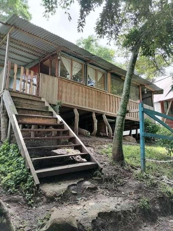 De oportunidad casa tipo cabaña en monteverde, puntarenas.