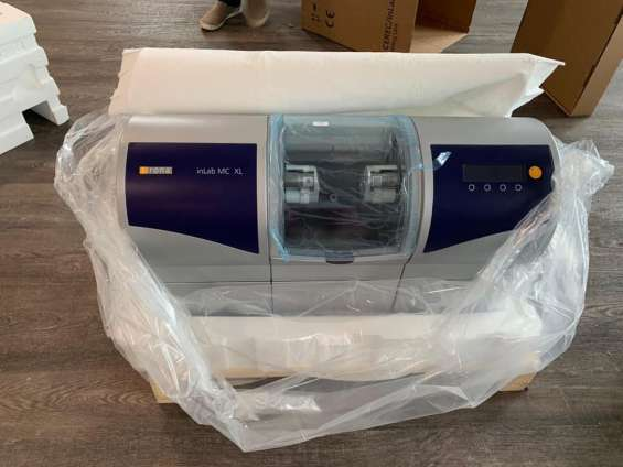 Sirona inlab cerec mc xl 4-axis dental milling machine