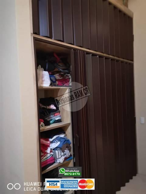 Closet y puertas en guanacaste