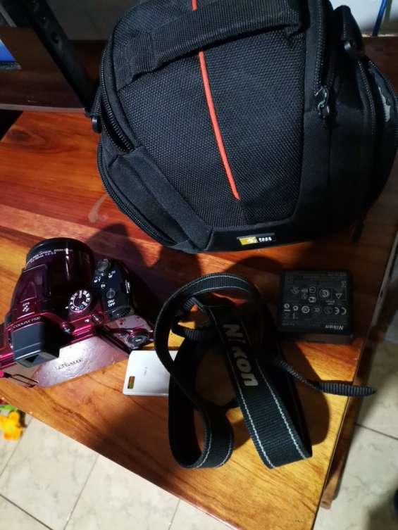 Cámara fotográfica y de video