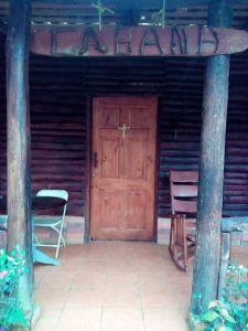 Se vende preciosa quinta tipo cabaña en la fortuna de san carlos.