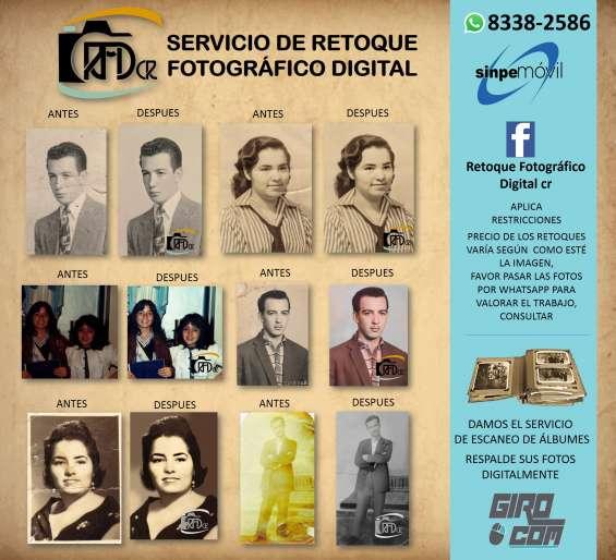 Retoque fotográfico digital cr