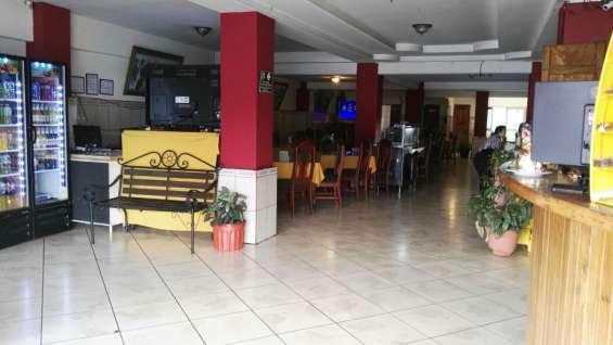 Restaurante, almacén y bodega $589.000 tel. 8338-9910