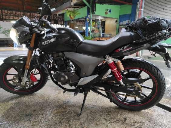 Keeway rkv 200cc